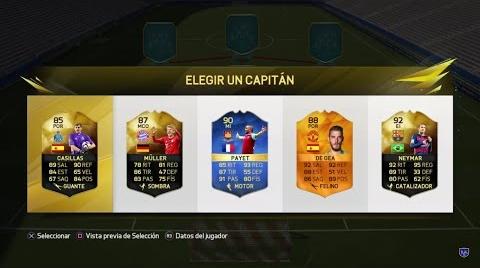 FUT DRAFT: POR FIN 190???  | FIFA 16 | Ismaron10