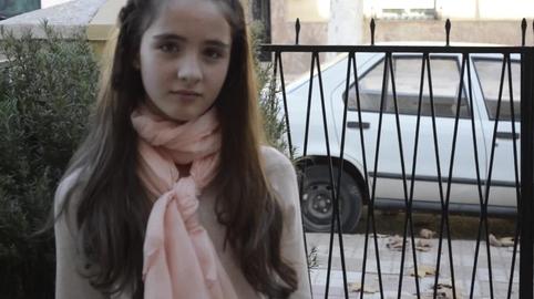 Marina Mesas Rojas, mi vídeo en la campaña Yo también canté el villancico de Canal Sur