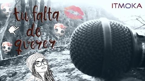 Tu Falta De Querer - Mon Laferte | Cover Itmoka #HitsbookMúsica