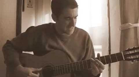 Corazón Partío - Cover de Alejandro Sanz - por John Walls