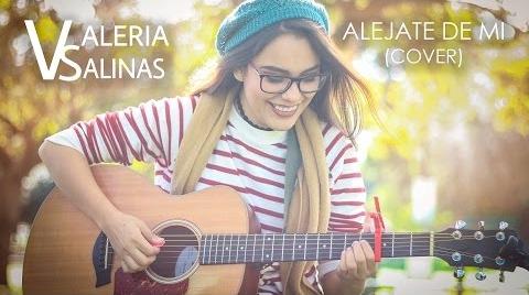Aléjate de mi - Camila (Cover) #HitsbookMúsica