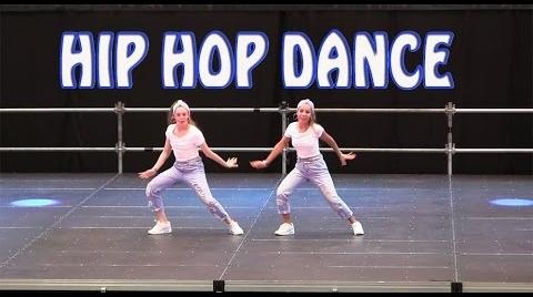 HIP HOP Dance CHAMPIONSHIP  @_claudieta_   @marta_lopez_official