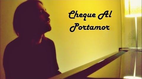 Cheque Al Portamor (Melendi Cover) - Kevin Leyva