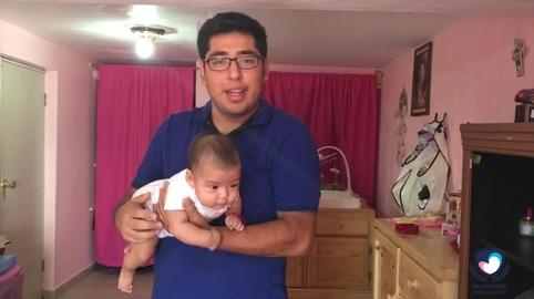 TIP -Cómo bañar a bebé- #academiaparapapas