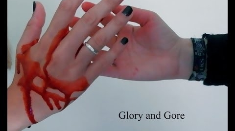 Glory and Gore, Lorde (official cover)