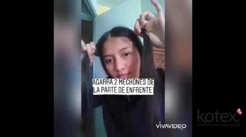 NO HAY NADA MAS DIVERTIDO, QUE UN CAMBIO DE LOOK  #MAZImízate con KOTEX #MAXImízate