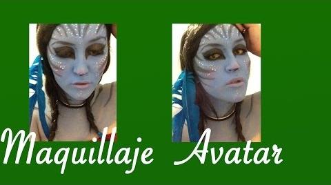 Tutorial Avatar Makeup