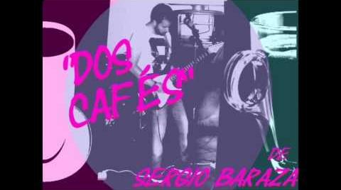 """""""Dos cafés"""" de Sergio Baraza"""