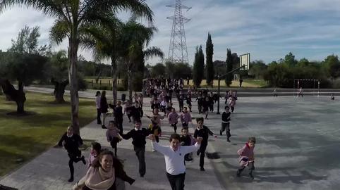 """Colegio Alminar - Dos Hermanas (Sevilla) """"Nuestra Navidad"""" - Canal Sur"""
