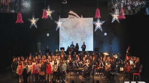 Nuestra Navidad con banda y coro. #CanalSur