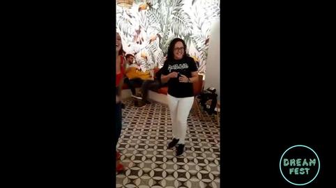 Siempre se canta alguna de chenoa en el Karaoke #chenoachallenge360