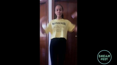 Baile de a mi manera de mi hija Nicole #chenoachallenge360