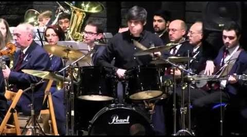 Concerto for DrumSet (Carroll Decamp). Juan Bañales y AMCB