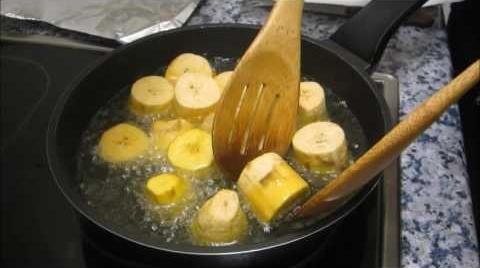 Patacones de Plátano Macho | Bea'S Things [con Cristina & María]