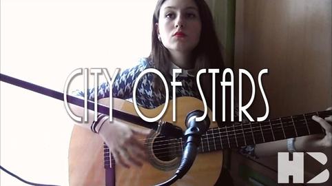 La La Land- City Of Stars #coversdecine