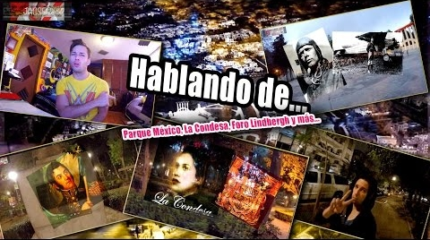 Hablando de... PARQUE MEXICO, Foro Lindbergh, historia y más...