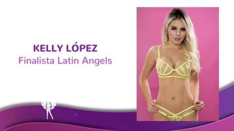 Kelly López #DescubriendoAngeles