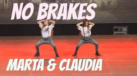 Marta & Claudia in No Brakes |1º puesto Urbance Campeonato de Danza Urbana 2015