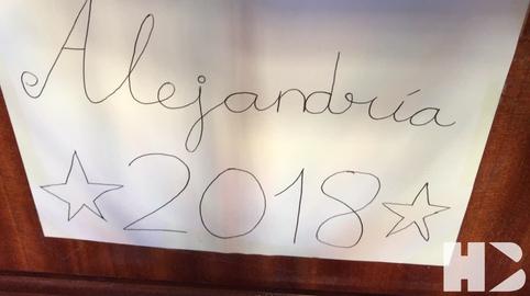Alejandria celebra el dia de Andalucia #28f