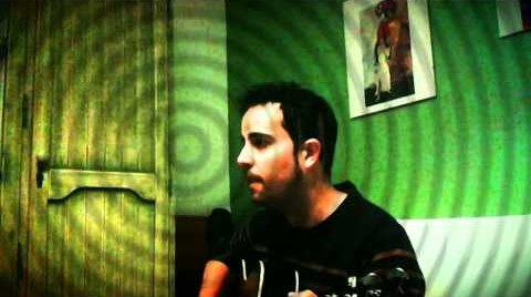 """Ídolos"" de Sergio Baraza (versión acústica, sonido directo)"