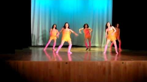 On the Floor/Enigma Dance