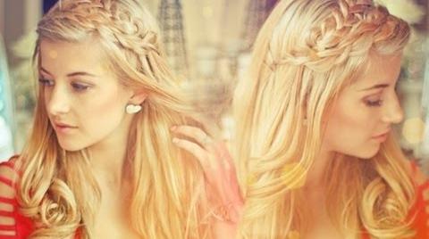 Peinado con hairspray - Antes ciega que sencilla