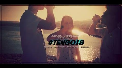 #Tengo18 (Videoclip Completo HD) [ Parodia de I'm albatraoz]