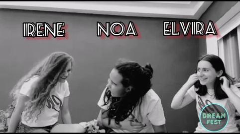 Elvira, Irene y Noa ~QUINTA DIMENSIÓN~ #chenoachallenge360