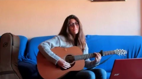 Love Yourself - Justin Bieber (Cover by MlleCordón)