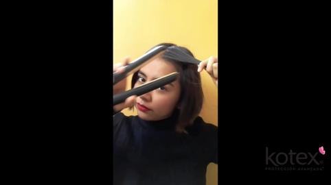 #MAXImizate porque las de cabello corto también pueden tener diferentes looks. #MAXImízate