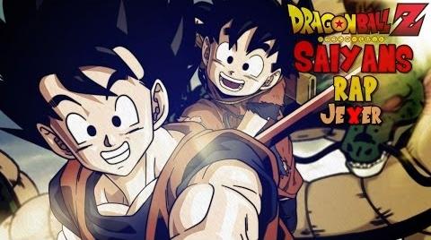 SAIYANS RAP (Dragon Ball) | Jexer