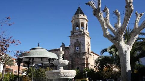 La Agrupación Musical Villa de Mancha Real también cantó el villancico de Canal Sur