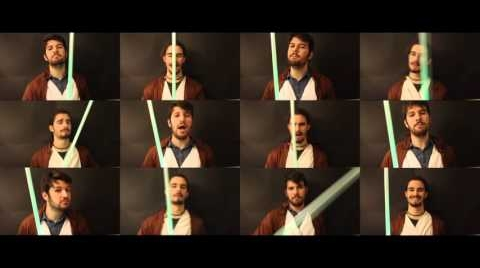 The Throne Room (star wars) - A cappella