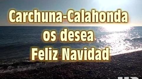 Carchuna-Calahonda  Yo también canté el villancico de Canal Sur #CanalSur