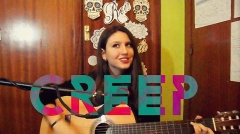 Creep (Cover Ceci) #HitsbookMúsica
