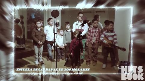 escueladecarnavallosmolares, mi vídeo en la campaña YO TAMBIÉN CANTÉ EL VILLANCICO DE CANAL SUR