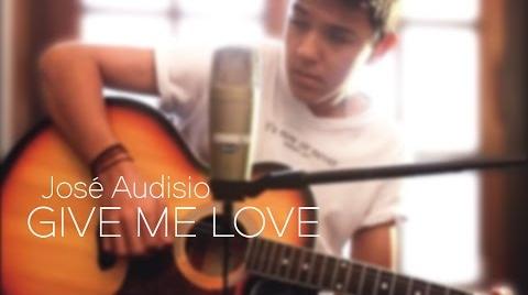 Give Me Love - Ed Sheeran [Cover por Jose Audisio]