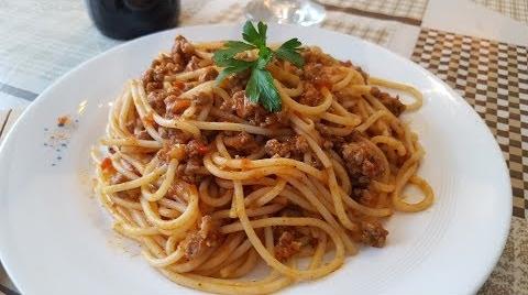 Sabrosos Espaguetis |Tasty Spaghetti | Cocina con Rock #RecetasParaDummies