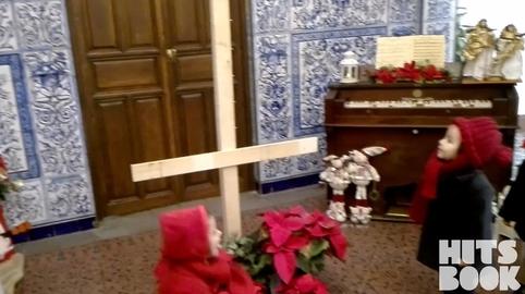 residenciaarjonilla, mi video en la campana YO TAMBIEN CANTE EL VILLANCICO DE CANAL SUR