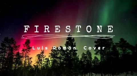 Kygo - Firestone || Luis Román Cover