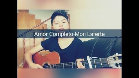 Amor Completo-Mon Laferte-Cover #HitsbookMúsica