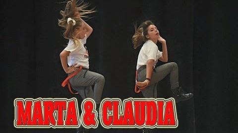 martayclaudia2, mi vídeo en la campaña Talento de Julio