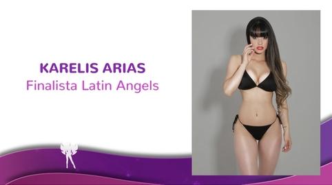 Karelis Arias #DescubriendoAngeles