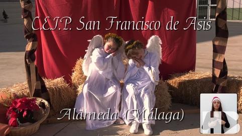 """CEIP """"San Francisco de Asis"""" Alameda (Malaga) #CanalSur"""