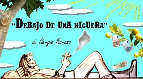 """""""Debajo de una higuera"""" de Sergio Baraza"""