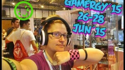 GAMERGY 2015 VLOG 1!