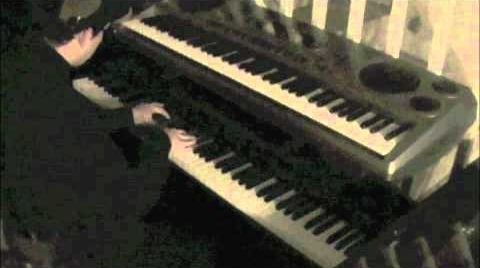 Loco extrano Sandoval solo piano cover per Ernie Steinway