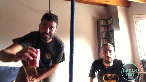 Ojitos rojos (version te la sacas) #EstopaChallenge