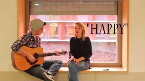 "Luci Beré- Acoustic cover ""Happy"" Pharrel Williams"