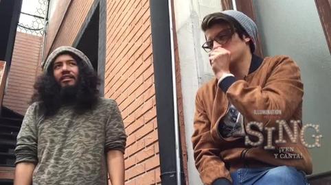 cantando con mi amigo #RetoSingRafaMarquez